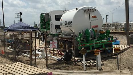 Oilfield Nitrogen Service