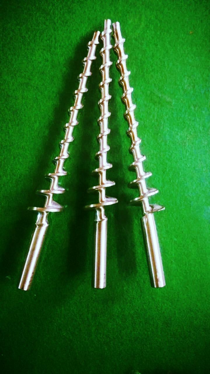 V V Engineering Works | Blow moulding Screw | Vasai