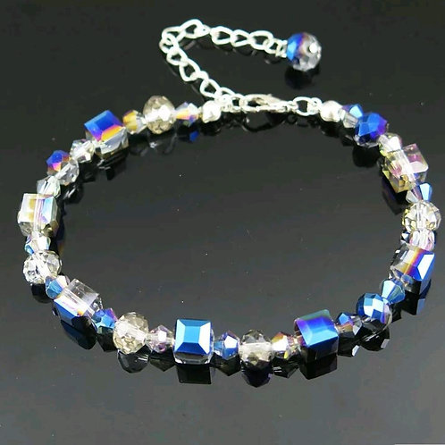 Beautiful Crystal Adjustable Bracelet