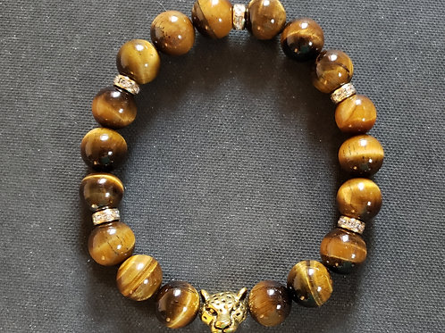 NATURAL Tiger Eyes Bracelet (protection, $ Making,Remove Negative energy)