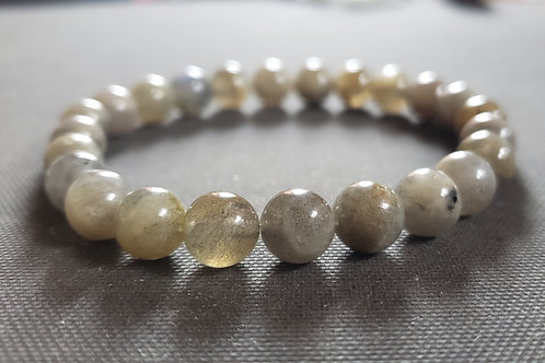 NATURAL Labradorite Bracelet(calm emotions,remove negavitiy,,healer)