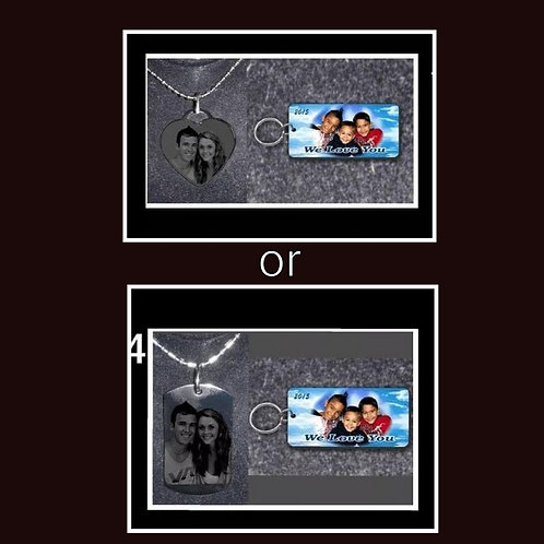 One Personalized Gift Set