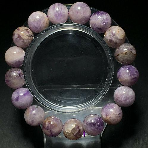 NATURAL Amethyst Bracelet(healer,calm emotions,protection,remove negativity)