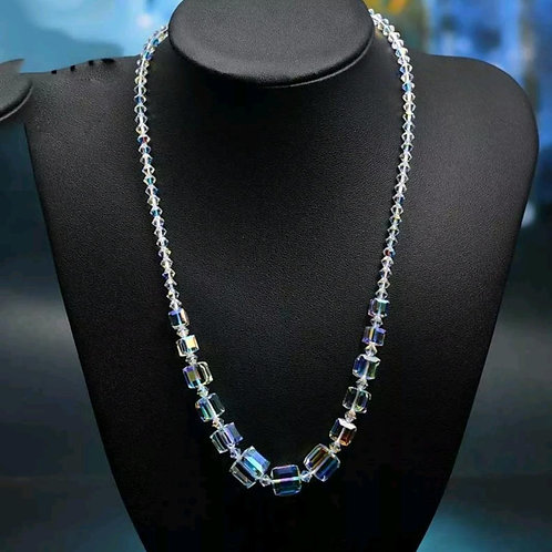 Beautiful Crystal Adjustable Necklace