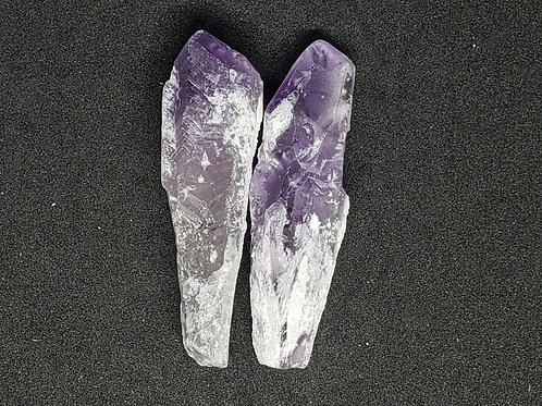 NATURAL Charged Amethyst Scepters (healer,calm emotions,remove negativity)