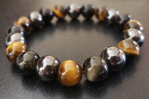 NATURAL Protection Bracelet (Remove negative energy, $ making, health benefits)