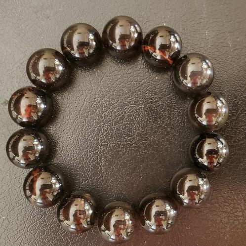 Smokey Quartz Bracelet (Calm Emotions,Reduce Stress & anger,healing) 13mm