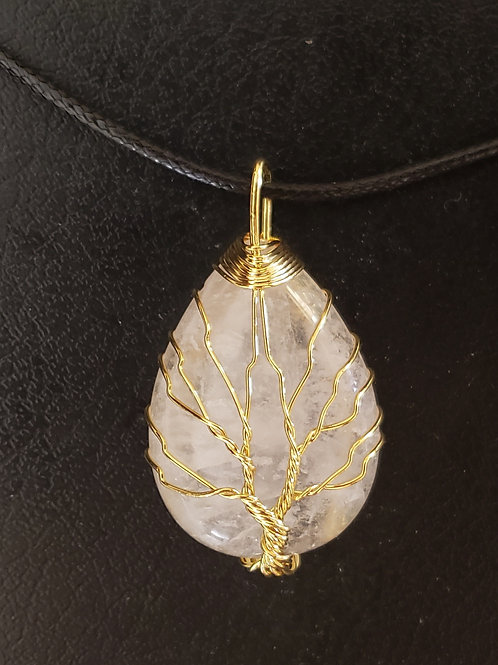 NATURAL Crystal Bracelet(calm emotion,Remove negative energy,master healer)