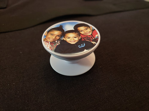 Personalized Cell Phone Socket