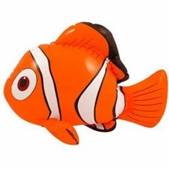Clown Fish Inflatable