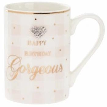 Happy Birthday Milestone Birthday Boxed Mugs