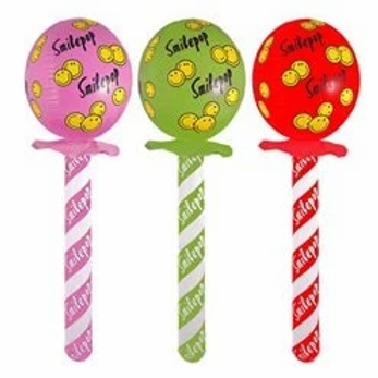 Inflatable Lollipops