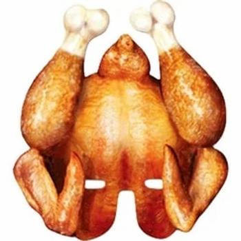 Turkey Face Mask
