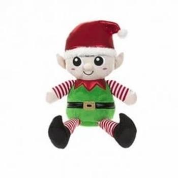 Albert The Elf Plush Teddy Bear