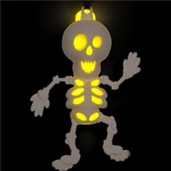Glow Skeleton Necklace
