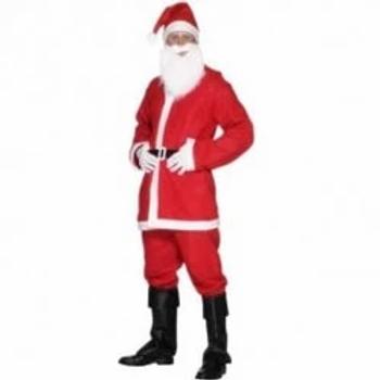Mens Santa Claus Costume