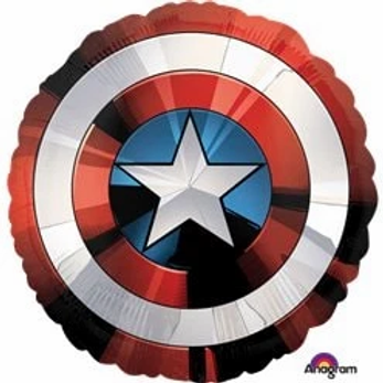 Avengers Shield Foil Party Balloon