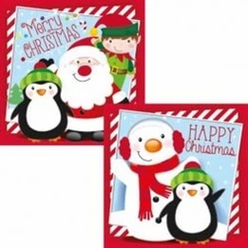 Novelty Cute Christmas Cards