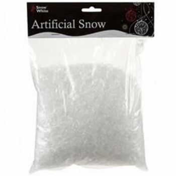 Clear Artificial Snow