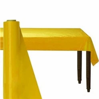 Yellow Banqueting Roll 30m