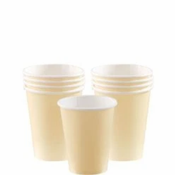 Ivory Party Cups 266ml