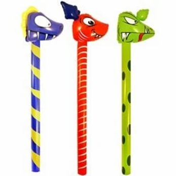 Dinosaur Inflatable Sticks