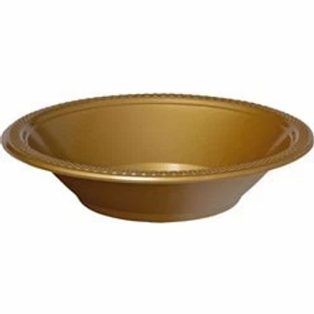 Gold Serving Bowls