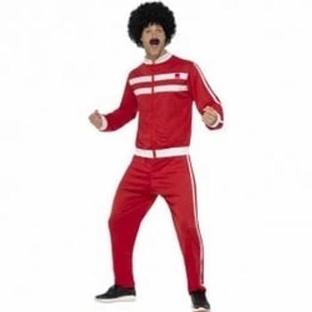 Scouser 80's Tracksuit Costume