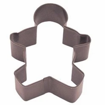 Gingerbread Man Cookie Cutter Shape