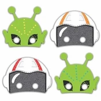 Blast Off Paper Masks