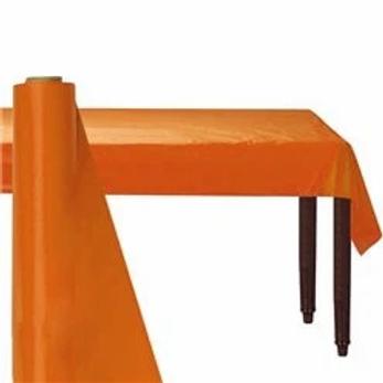 Orange Banqueting Roll 30m