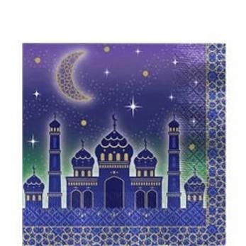 Eid Paper Napkins