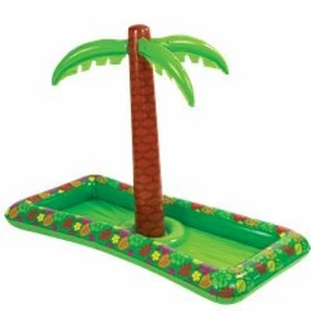 Palm Tree Inflatable Drinks Cooler