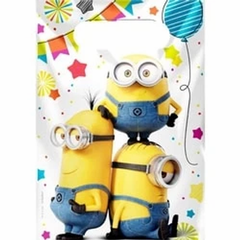 Minions Party Paper Bags