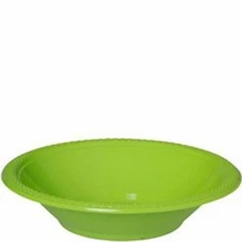 Lime Green Serving Bowls