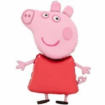 Peppa Pig Airwalker Foil Balloon