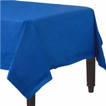Dark Blue Paper Tablecovers