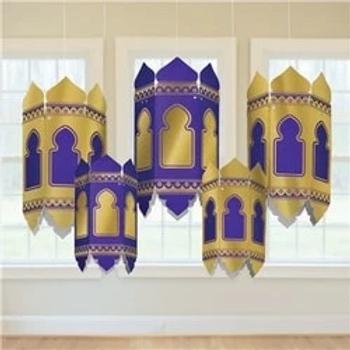Eid Paper Lanterns