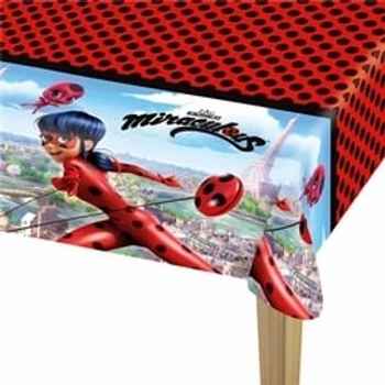 Miraculous Ladybug Party Tablecover