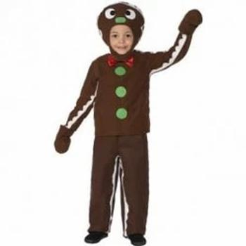 Little Ginger Man Boy Costume