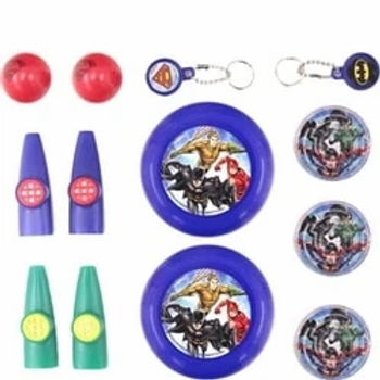 Justice League Party Bag Fillers