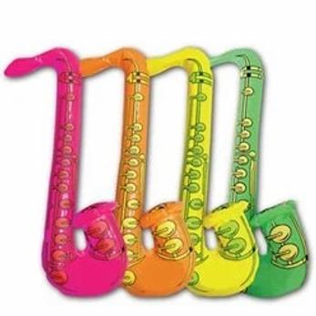Saxophone Inflatables