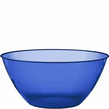 Royal Blue Large Serving Bowl