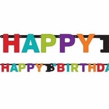 18th Birthday Letter Banner