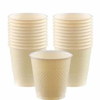 Party Cups Size 473ml Ivory