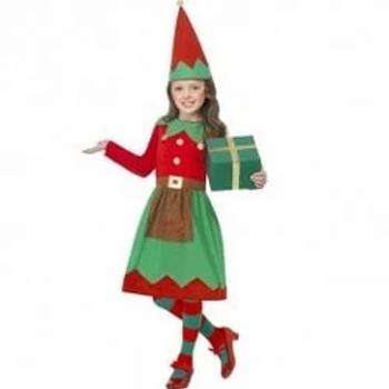 Santas Little Helper Child Costume