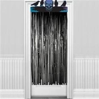 Boneshine Fever Party Door Curtain