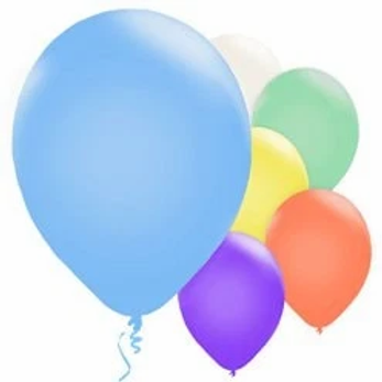 Assorted Pearl Party Latex Balloons