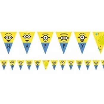 Minions Party Bunting