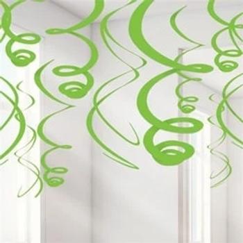 Party Hanging Swirls Decorations